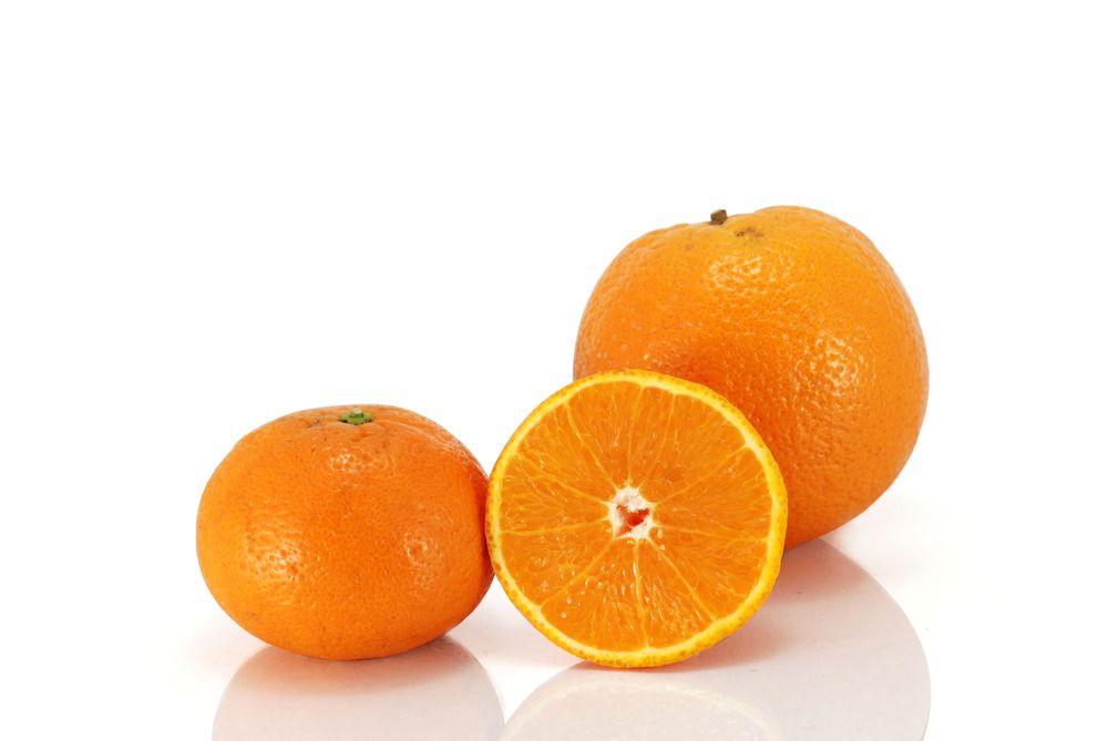 Vitamina C para una dieta sana en Navidad