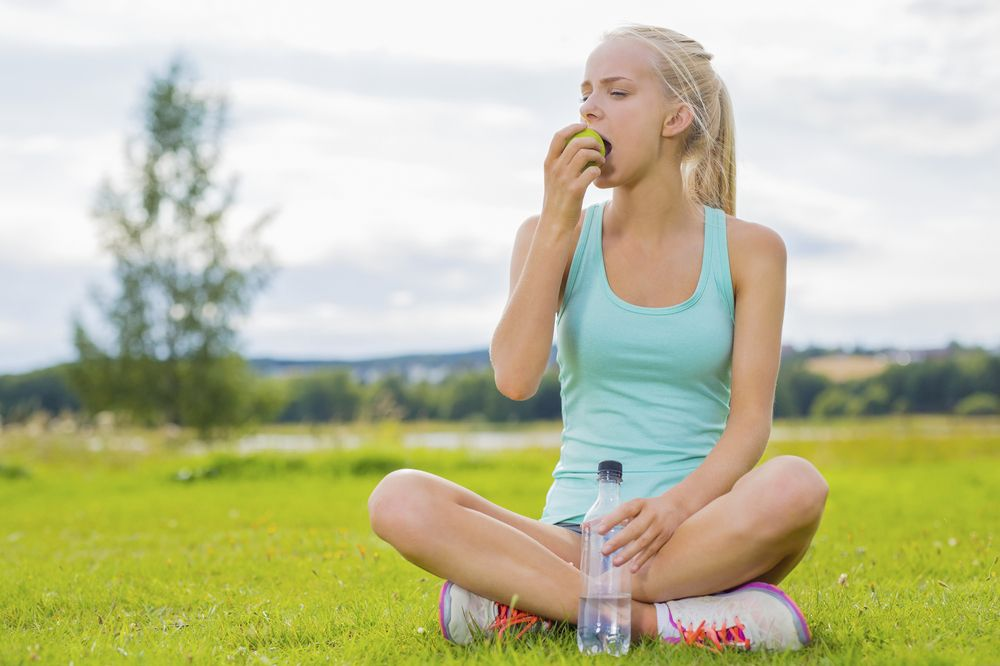 Beneficios de salir al aire libre