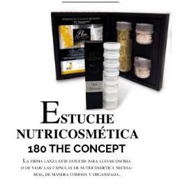 Estuche Nutricosmético y Tríos en Nueva Estética