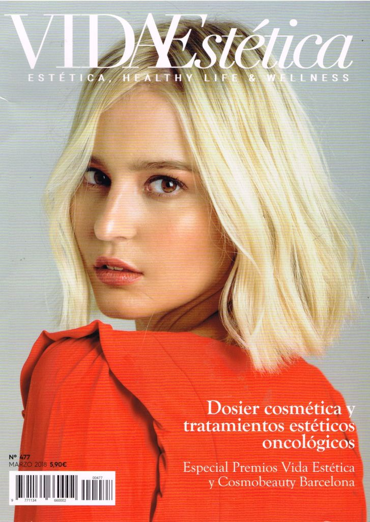 Formula H6 en Revista Estetica