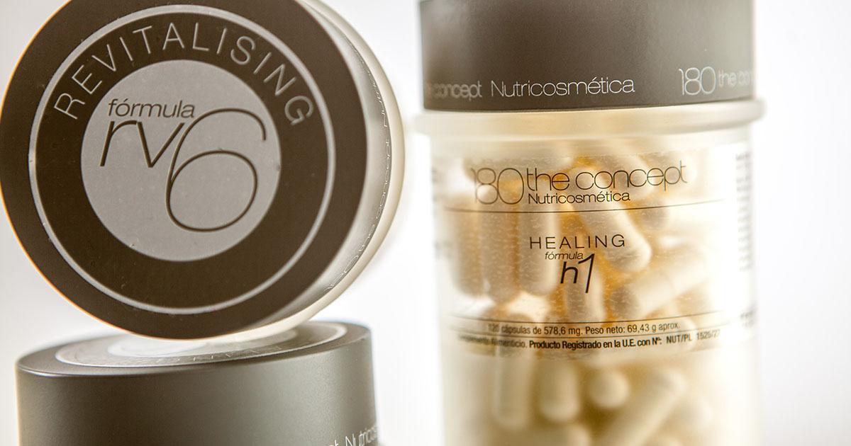 180 The Concept te ofrece los mejores productos de nutricosmética.