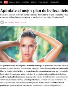 Plan Detox en Diez Minutos