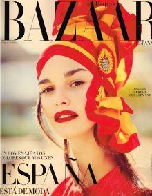 A toda pastilla, Harpers Bazaar